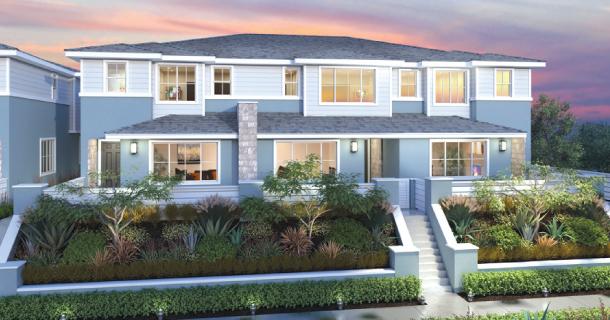 Coastal Hills homes military will love