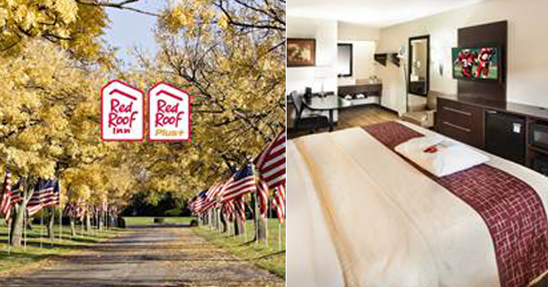 Wallet-Friendly Hotel Chain Red Roof Inn