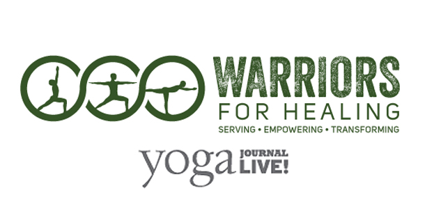 Warriors for Healing Foundation Partners with Yoga Journal Live for Premiere Event to Support Veterans