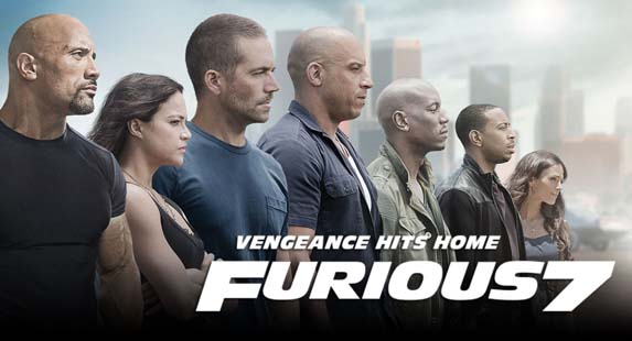 Win Movie Tickets to Furious 7