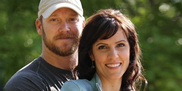 """Meet Taya Kyle  widow of  """"American Sniper"""" Chris Kyle"""
