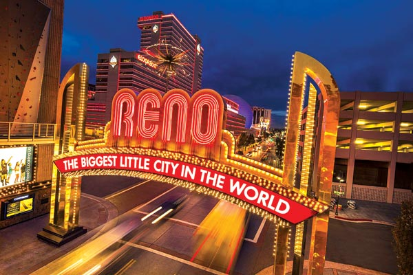 Four aces in Reno