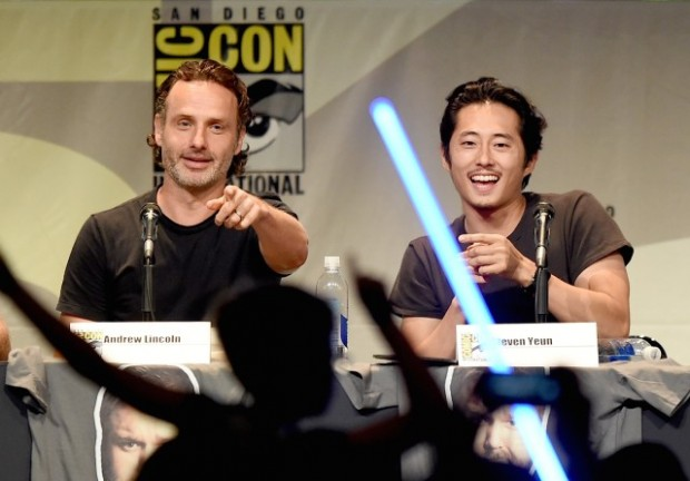 Comic-Con — Diary of a Mad Journalist, Day Three