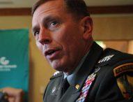 Gen. Petraeus: On the record