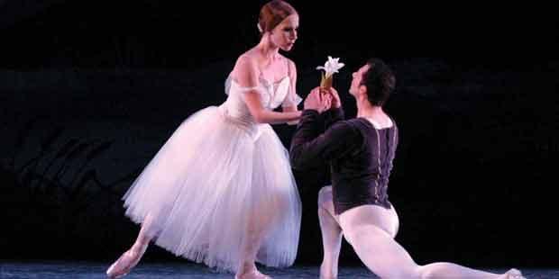Ballet offers romantic double-up