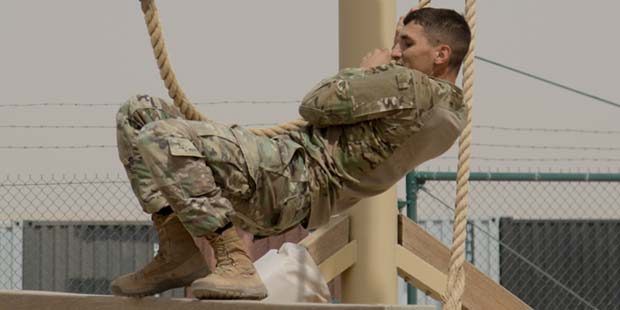 Soldiers compete to be 'best'