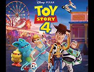TOY STORY 4 Giveaway
