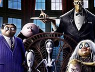 It is the Return of THE ADDAMS FAMILY