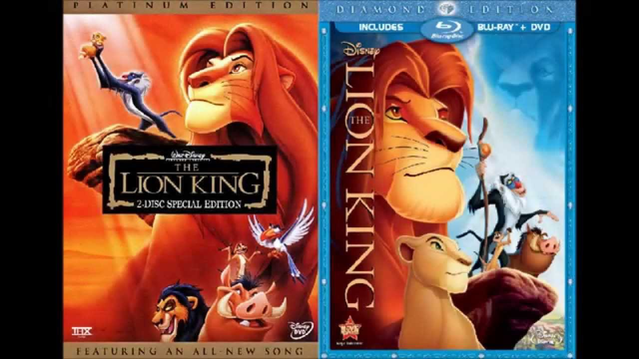 Prepare To Visit The Savannah Again With Disney S The Lion King On Bluray Military Press