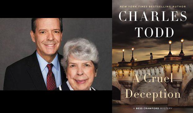 A Cruel Deception  (Bess Crawford book 11)