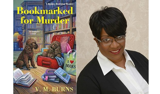 Bookmarked For Murder (Mystery Bookshop Book 5)