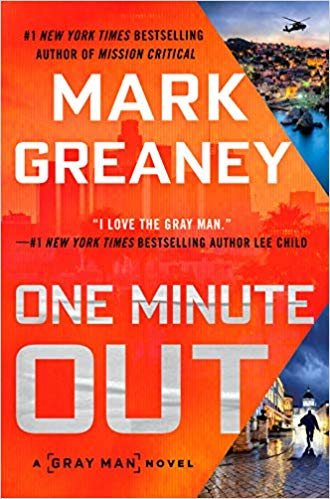 BOOK REVIEW ONE MINUTE OUT