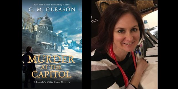 BOOK REVIEW: MURDER AT THE CAPITOL