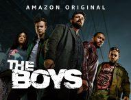 AMAZON PRIME'S The Boys: Season Two