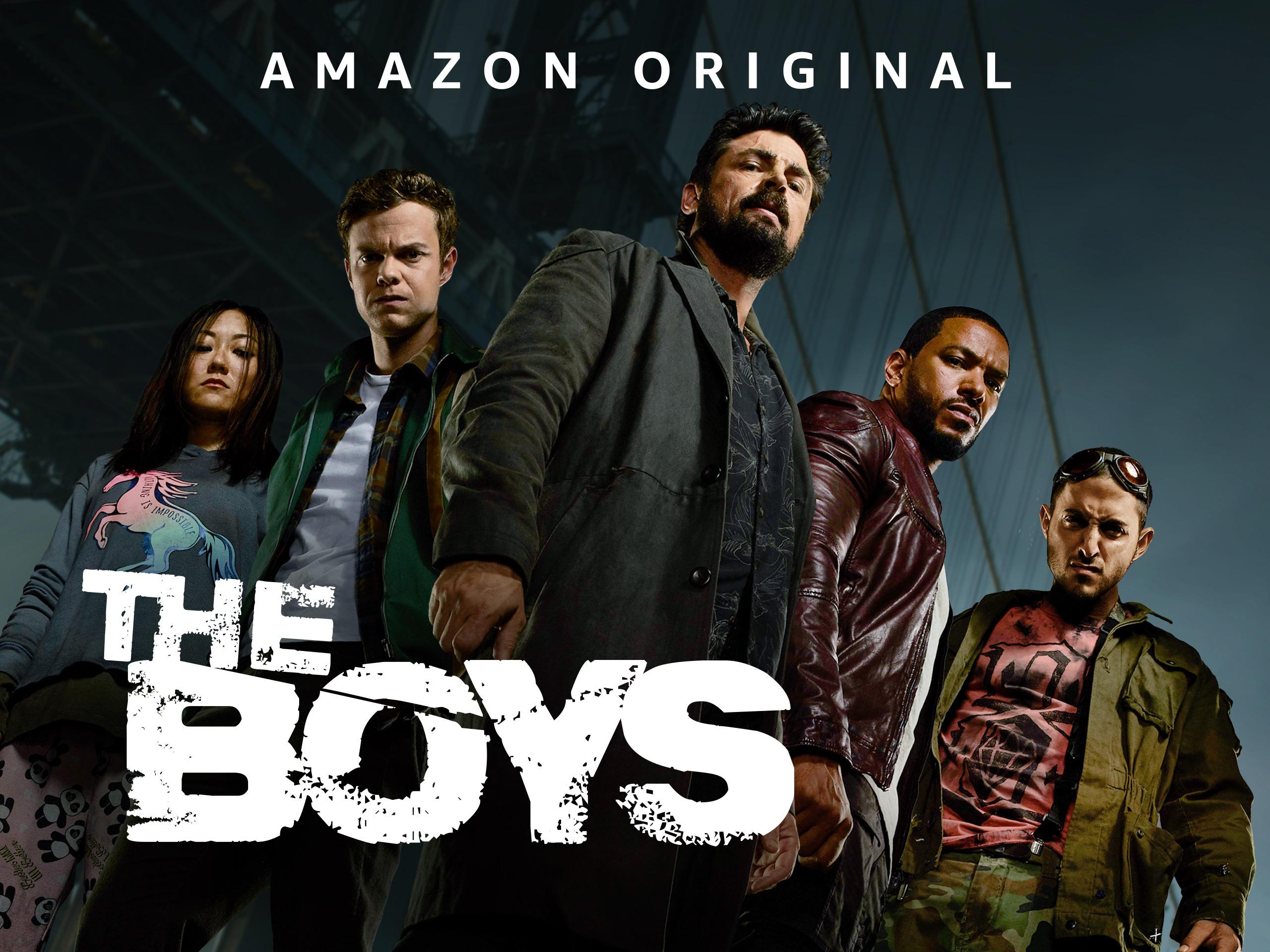 AMAZON PRIME'S The Boys: Season Two | Military Press