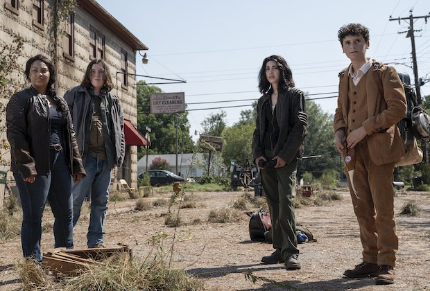 AMC's  New Show THE WALKING DEAD: World Beyond