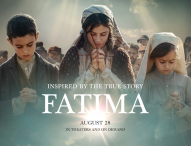 A Heavenly Blessing Comes to FATIMA