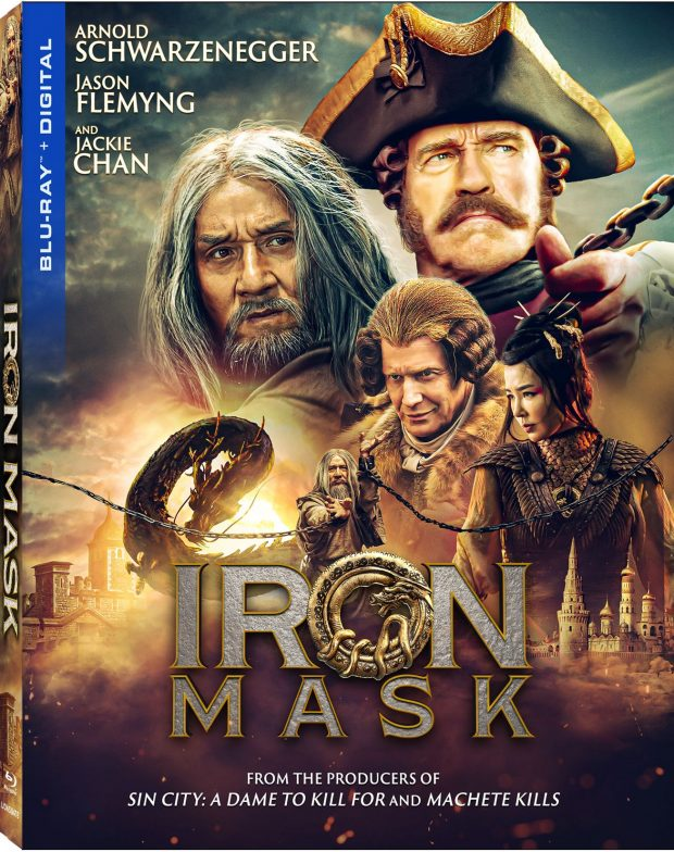The Legend of the IRON MASK Giveaway!
