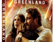 GREELAND on Bluray Giveaway