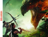 MONSTER HUNTER Faces Creatures From Another Time