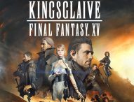 KINGSGLAIVE: Final Fantasy XV Brings Action to Animation