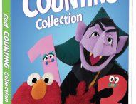 Sesame Street: Cool Counting Collection Giveaway