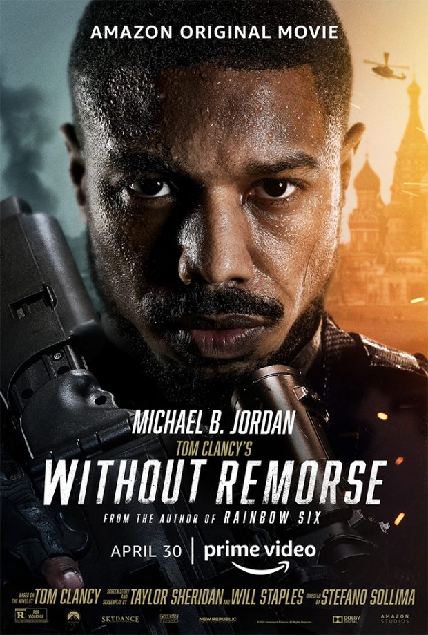WITHOUT REMORSE Virtual Screening Ticket Giveaway