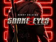 Get Ready for SNAKE EYES: G.I. Joe Origins with a Ticket Giveaway!