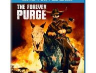 THE FOREVER PURGE on Bluray and Giveaway